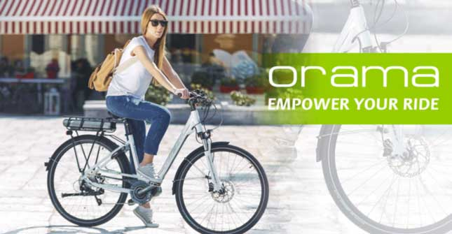 Ideal Orama Sports eBike