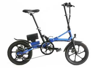 The Raleigh Kwickfold Xite 3