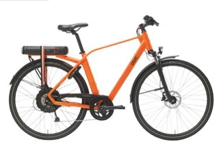 QWIC RD9.2s orange step-over frame