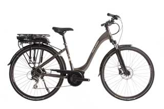 Raleigh Motus City/Tourer eBike