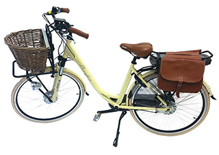 Beaufort Soho eBike with Black Frame