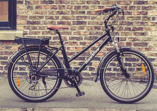 The affordable Roodog Mayfair unisex eBike