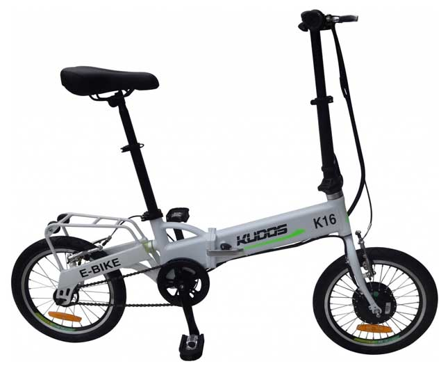 Kudos K16 Urban Folding eBike