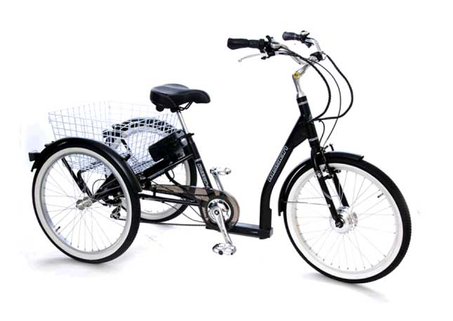 Pulse ZF.4 Folding eBike, the ideal eBike for short journeys